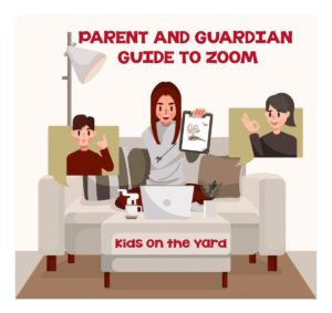 PARENT AND GUARDIAN GUIDE TO ZOOM tutoring online, homeschooling services